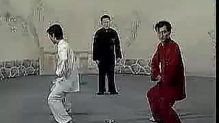 八极拳-六大开 李俊义讲解_标清