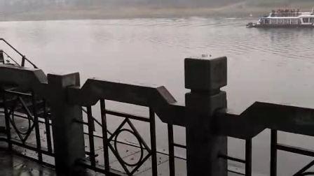 雾漓江,雾桂林。
