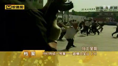 锐历史|档案解密 惊天悍匪白宝山覆灭记内幕(下)超清版!