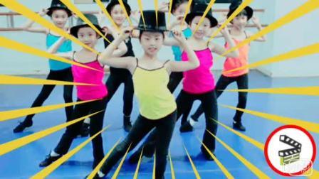 小明星影视基地Lily原创少儿现代舞《巴巴啦》