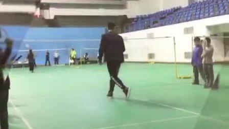 苏州威羽专业羽毛球培训高威羽毛球教练指导
