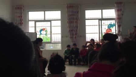 幼兒園大班音樂律動公開課《貪吃的小熊》