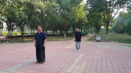 韩和平老师武式太极拳96式3
