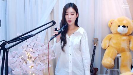 蔡卓妍 - 二缺一 YY现场版 国语