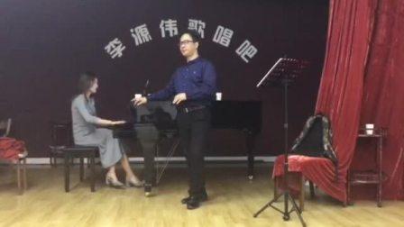 蒋志伟《把一切献给党》伴奏:点点