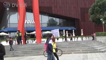 """《清风车影》北汽新能源纯电动汽车""""北京·EC180""""深圳华丽亮相"""