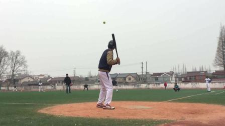 南京巴哥慢投垒球俱乐部2017年3月仪征交流3