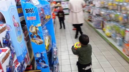 20170313_叮铛超市跟小哥玩耍