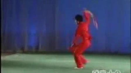 我在【第一套国际武术竞赛套路】刀术-教学视频截了一段小视频