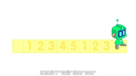 编程中国 儿童火种编程软件 程序模块指令介绍【034】相加