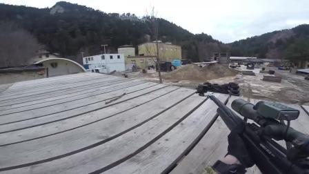 Sniper Challenge - Novritsch vs Fabi - Sniper Arena Special