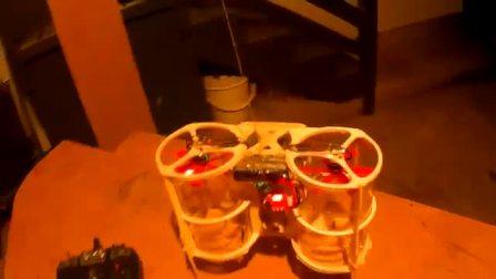 ardupilot 两轴项目
