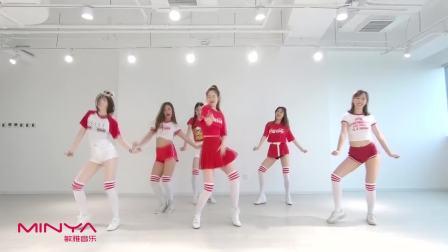 敏雅音乐COVER排行榜 AOA《Bingle Bangle》