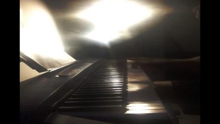 新世纪福音战士TV版结尾曲 爵士钢琴版!!!