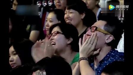 """《中国好声音》唯一一次给""""失败""""者欢呼的场景,刘欢厉害!"""