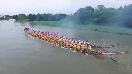 2018年端午德桥龙舟竞渡活动