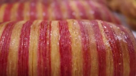 酥油包面团的丹麦面包制作.国内应该是绝无仅有了吧😂