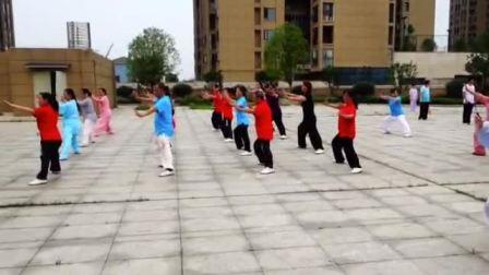 津市太极拳视频2