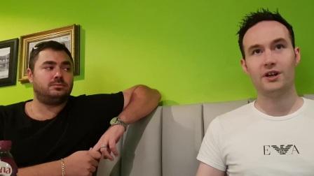 马丁·奥唐纳和柯特·马福林专访