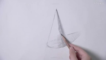 素描教学视频_建筑风景速写_汽车素描