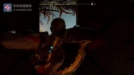 《戰神4》100%全要素收集視頻:法夫納的儲物間 奧丁渡鴉5 &  藏寶圖:別眨眼