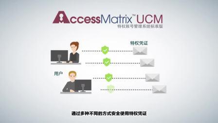 安讯奔 UCM 特权账号管理系统标准版