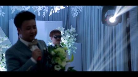 JUN.15TH.2018.WEDDIN 【ZHANG CHANGXIN & JIANG LU】