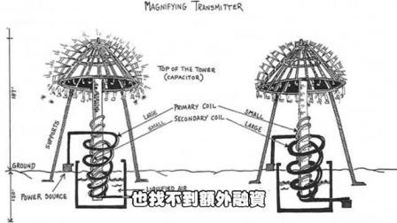《暗網》特斯拉的神秘反重力飛行器