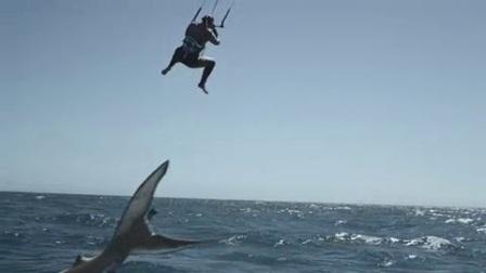 我在鲨鱼星球截了一段小视频
