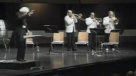 《加拿大铜管乐队》于1970年成立于位于安大略湖的多伦多The.Canadian.Brass.(01