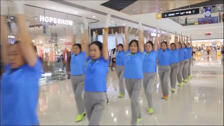 户外运动健身广场舞【焦作DJ酷走】宣传片【第一套酷走运动团体视频】