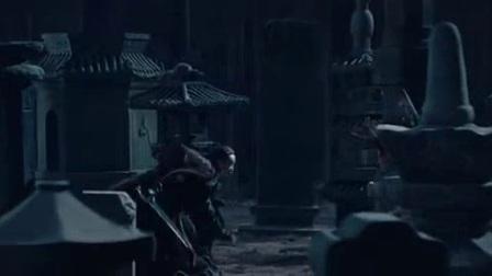 我在剑雨截了一段小视频