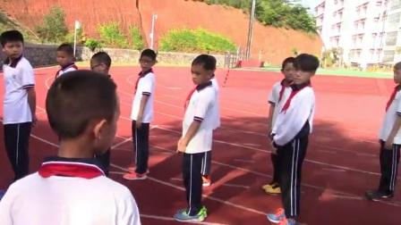 《蹲踞式起跑》優質課(北京版體育五年級,黃志豪)