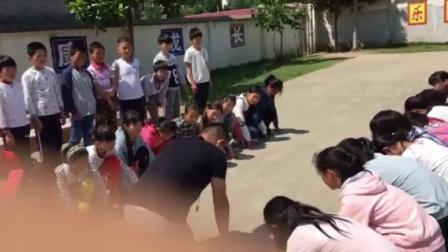 《蹲踞式起跑》优质课(五年级体育,六安市县级优课)