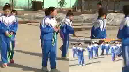 《花樣跳繩——側甩直搖跳》優質課(五年級體育,王鏡偉)