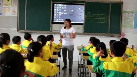 《基本体操:拍手操》优质课(科学版体育一年级,安徽省市级优课)