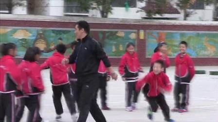 《各種姿勢的快速起跑》優質課(蘇教版三年級體育下冊,陳剛)