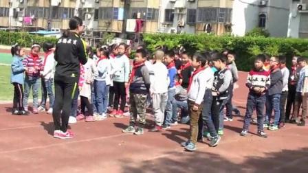 《各種姿勢的起跑》優質課(三年級體育,江蘇省市政級優課)