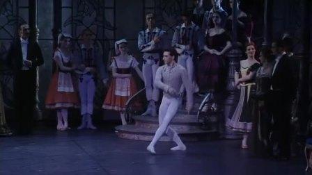 芭蕾 天鹅湖 黑天鹅双人舞 Scherzer & Matz 柏林歌剧院芭蕾舞团 1998