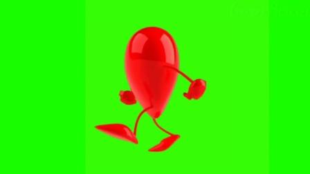 爱心 绿屏抠像 特效素材 浪漫抖音 1_clip