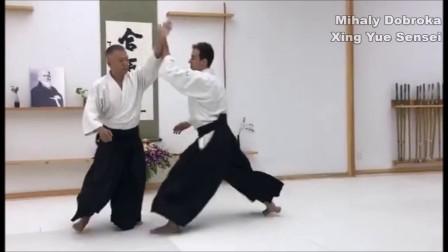 合气道练习在武汉-邢悦老师