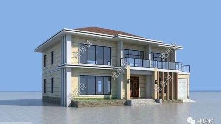 二层农村别墅设计新品发布