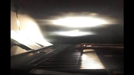 新世纪福音战士EVA《Thanatos》钢琴Solo版!!!