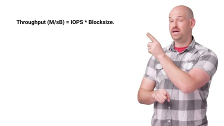 Block Size & Persistent Disk Performance