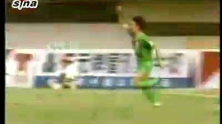 我在高峰足球生涯精彩回顾截取了一段小视频