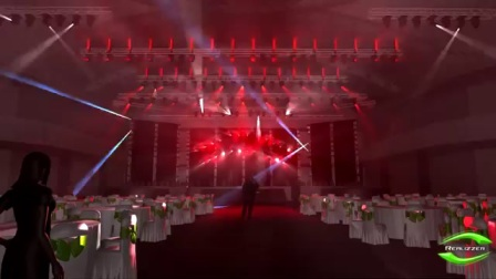Realizzer and Pangolin - Advanced laser show visualization package
