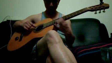 阿炳-《二泉映月》-吉他指弹
