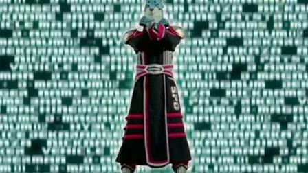 我在[银河字幕组][魔法战队魔法连者VS特搜战队刑事连者][BDRip]截了一段小视频