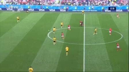 我在【全场集锦】默尼耶开场闪击 阿扎尔犀利破门 欧洲红魔2-0小胜英格兰获得季军截了一段小视频