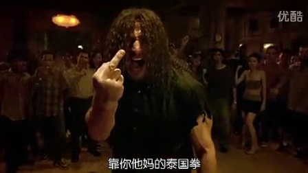 我在托尼贾在《盗佛线》中的动作集锦  武术  武打 功夫  拳击截了一段小视频